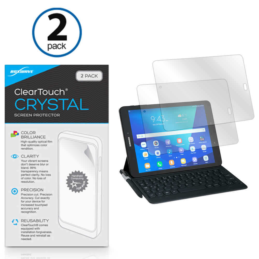 Samsung Galaxy Book (10.6 in) ClearTouch Crystal (2-Pack)