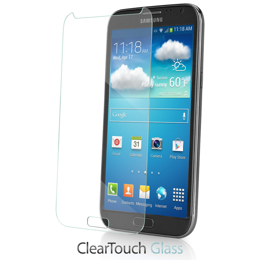 ClearTouch Glass - Samsung Galaxy Note 2 Screen Protector