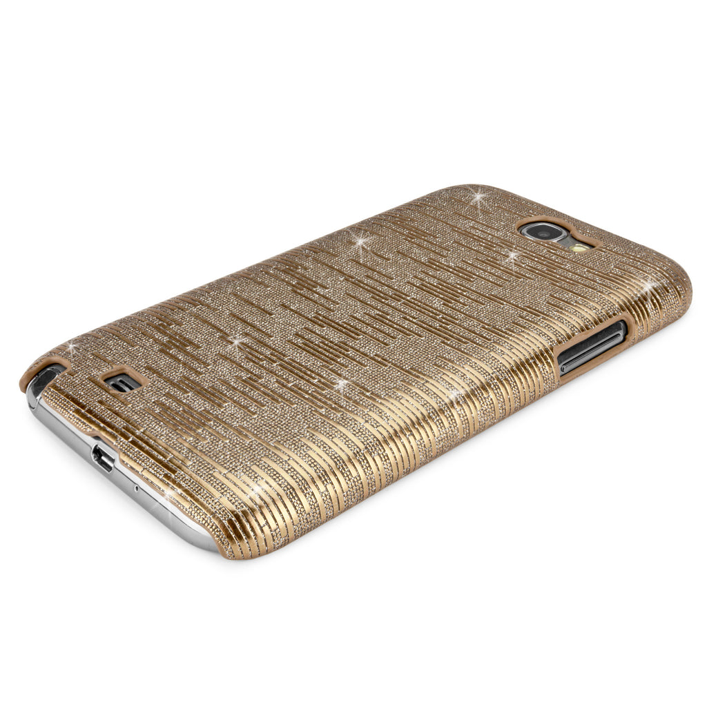 Digital Glitz Case - Samsung Galaxy Note 2 Case