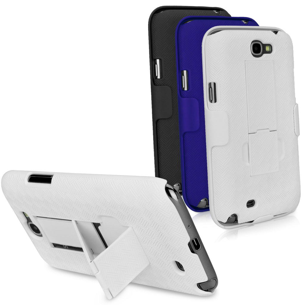 Dual+ Holster Case - Samsung Galaxy Note 2 Holster