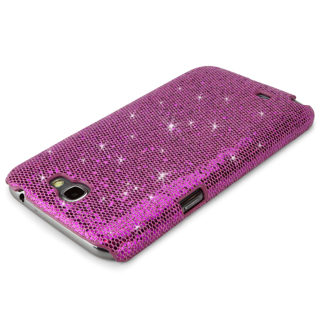 Glamour & Glitz Case - Samsung Galaxy Note 2 Case