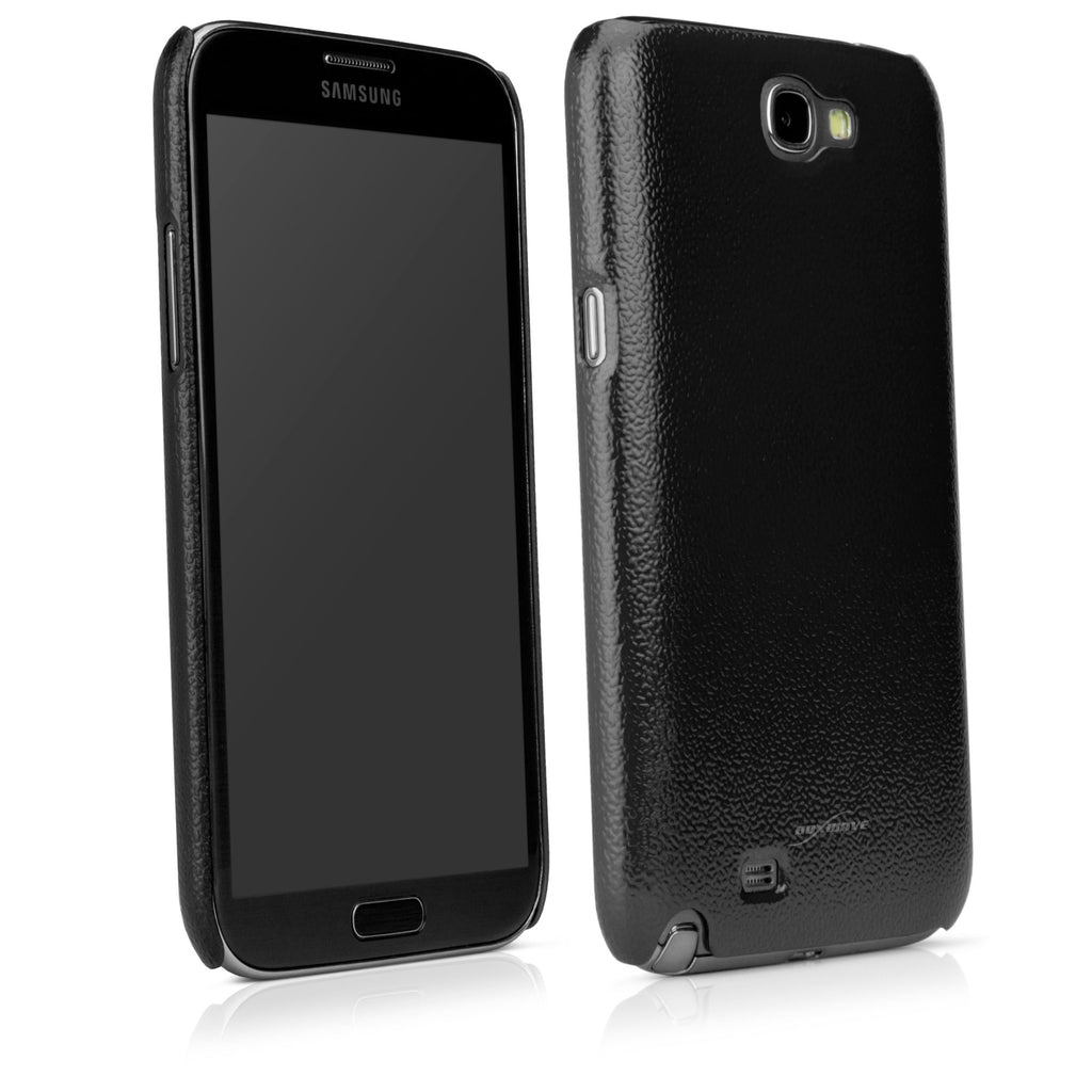 Leather Minimus Galaxy Note 2 Case