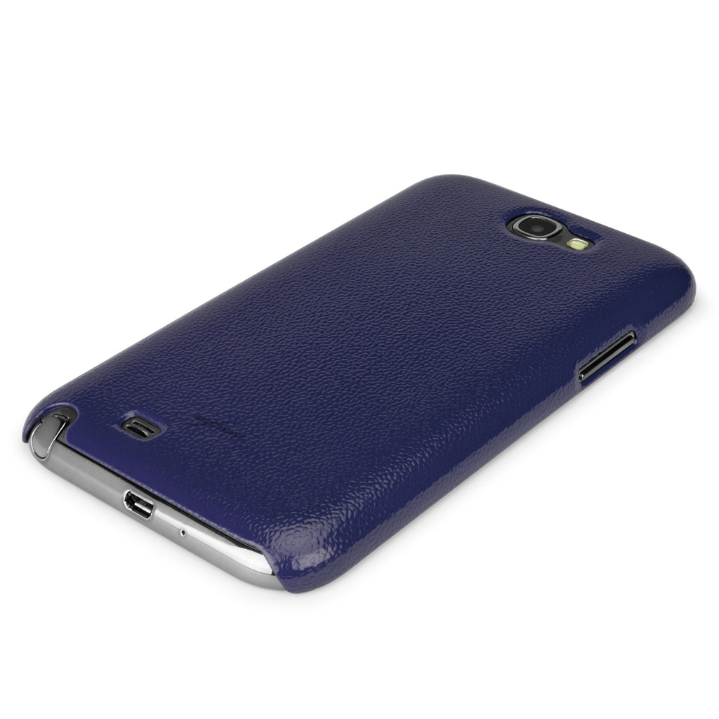 Leather Minimus Case - Samsung Galaxy Note 2 Case