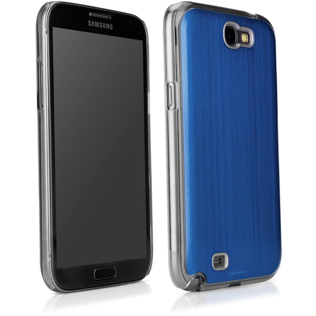 Minimus Brushed Aluminum Case - Samsung Galaxy Note 2 Case