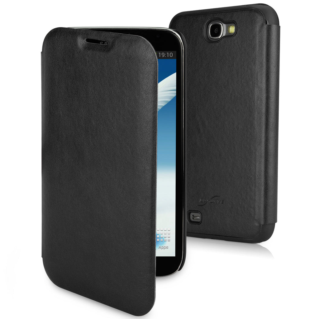 SlimFlip Leather Galaxy Note 2 Case