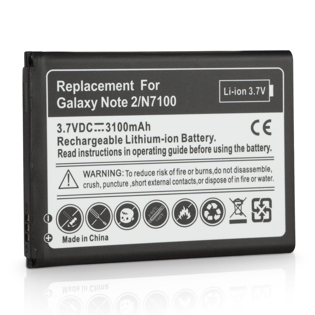 Standard Capacity Battery - Samsung Galaxy Note 2 Battery