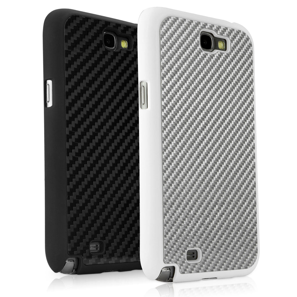 True Carbon Fiber Minimus Case - Samsung Galaxy Note 2 Case