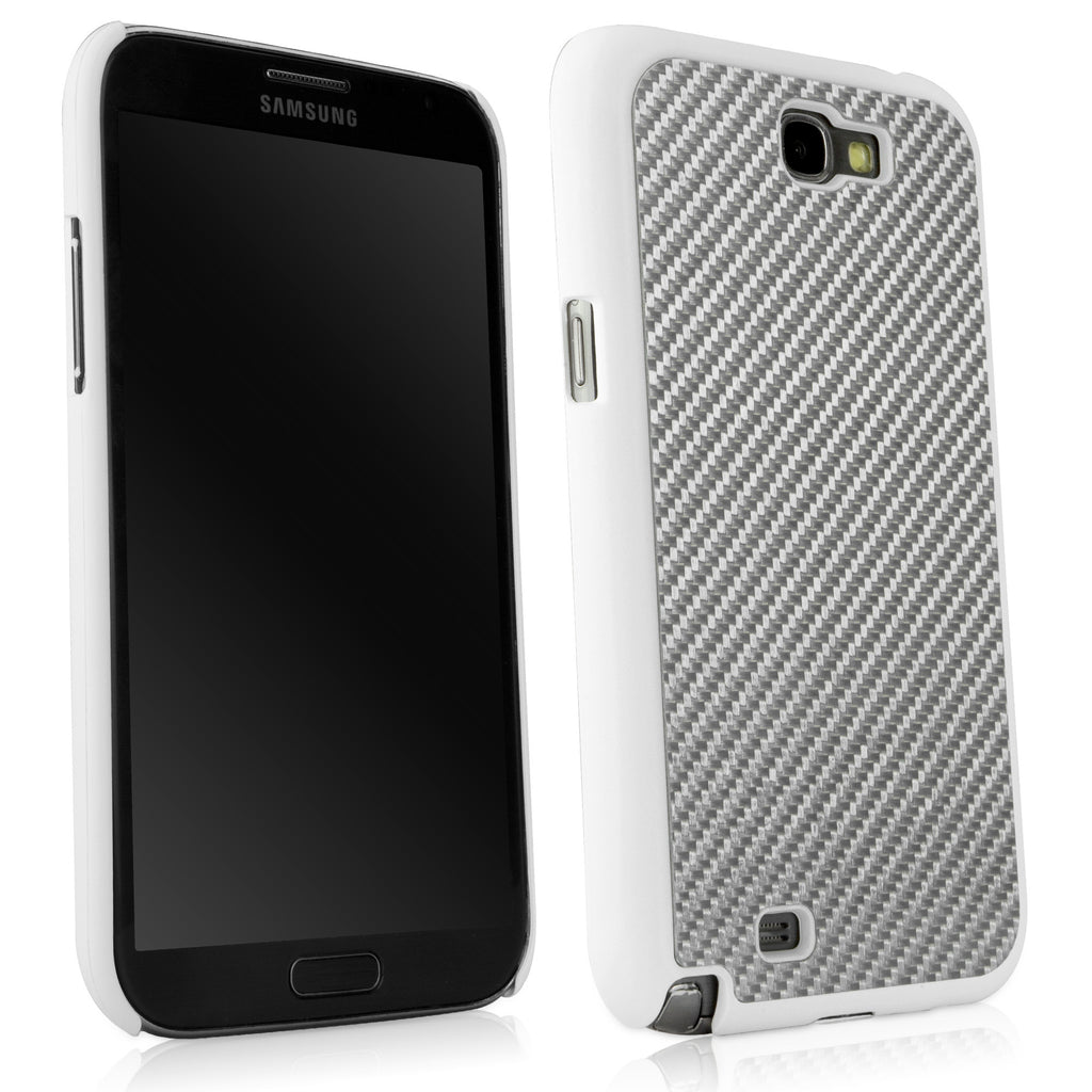 True Carbon Fiber Minimus Galaxy Note 2 Case