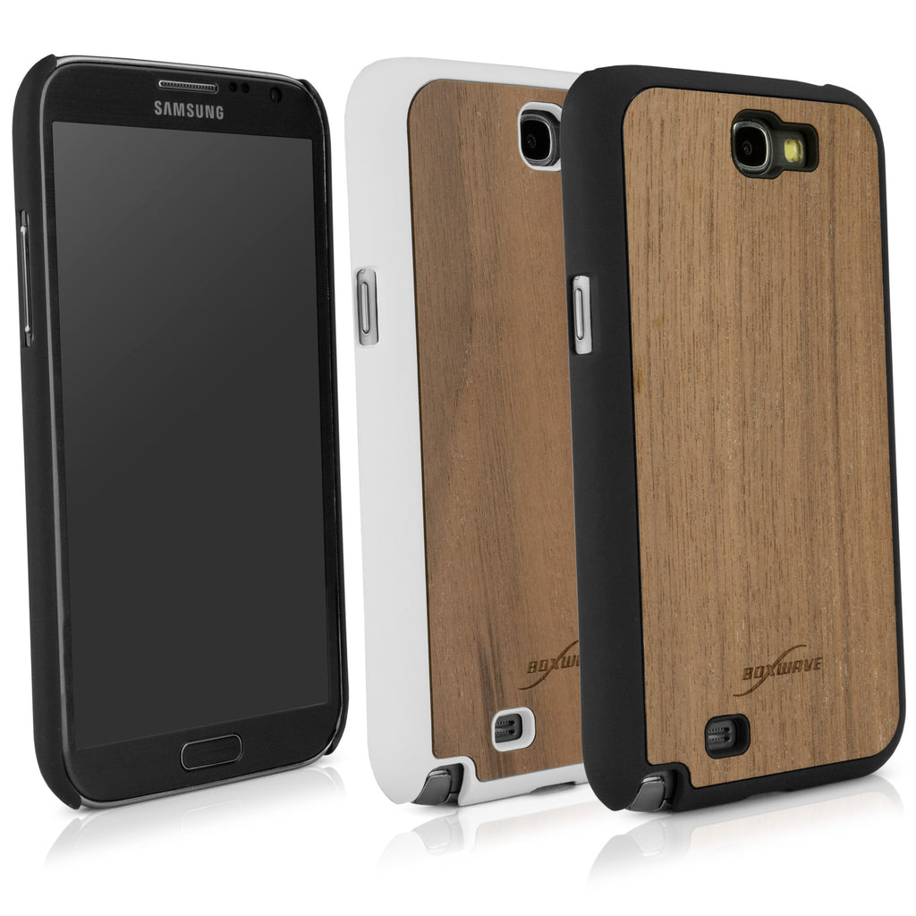 True Wood Minimus Case - Walnut - Samsung Galaxy Note 2 Case