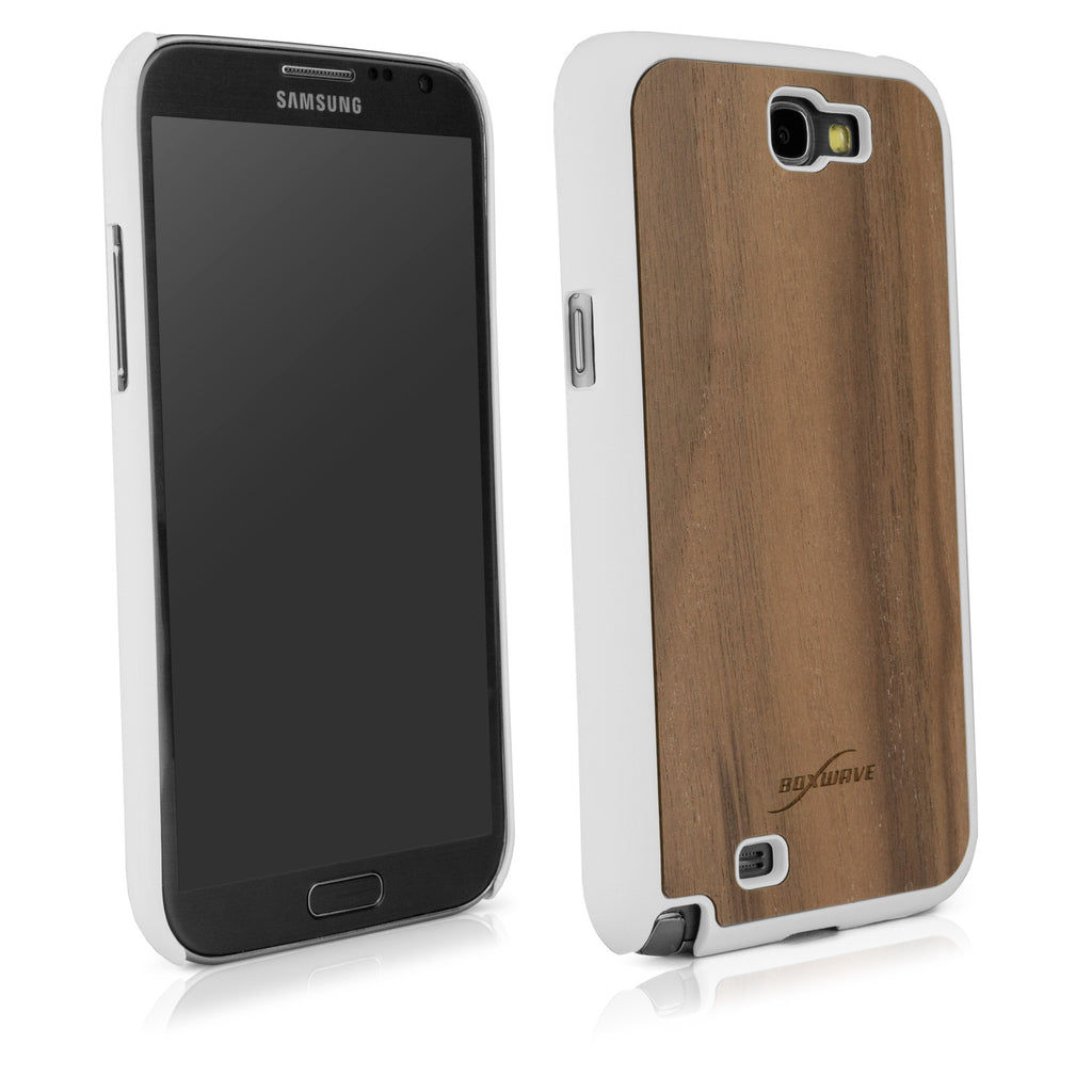 True Wood Minimus Galaxy Note 2 Case - Walnut