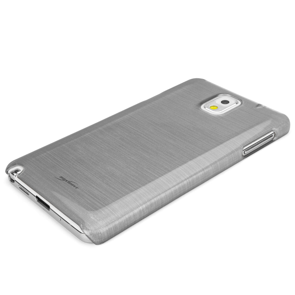 Etched Glass Case - Samsung Galaxy Note 3 Case