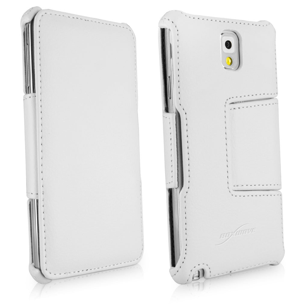 Leather Galaxy Note 3 Book Jacket