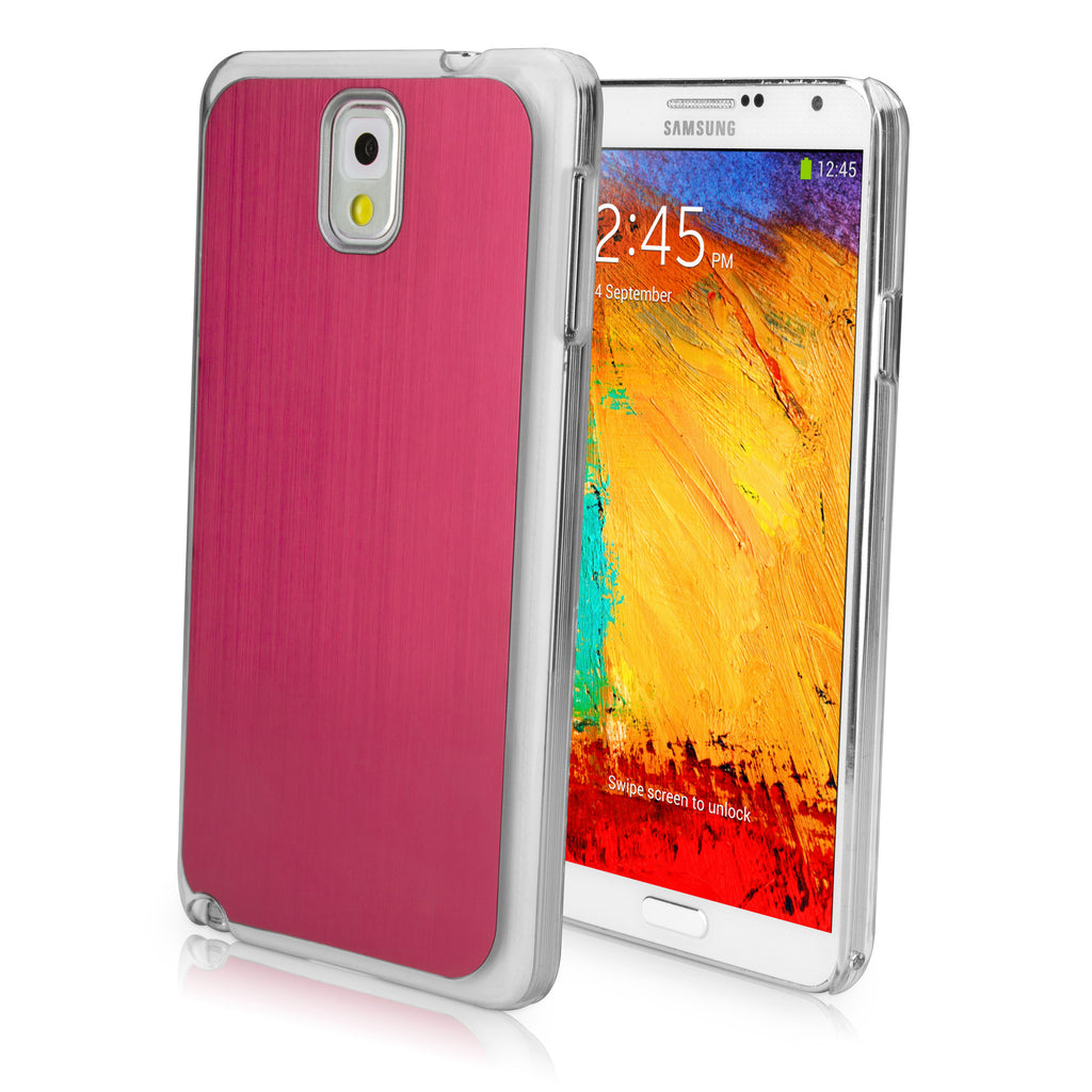 Minimus Brushed Aluminum Galaxy Note 3 Case