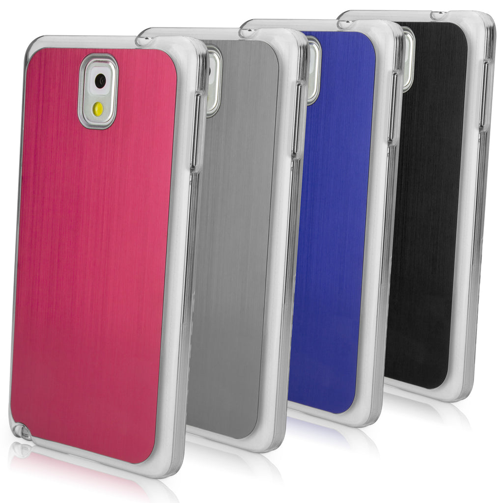 Minimus Brushed Aluminum Case - Samsung Galaxy Note 3 Case
