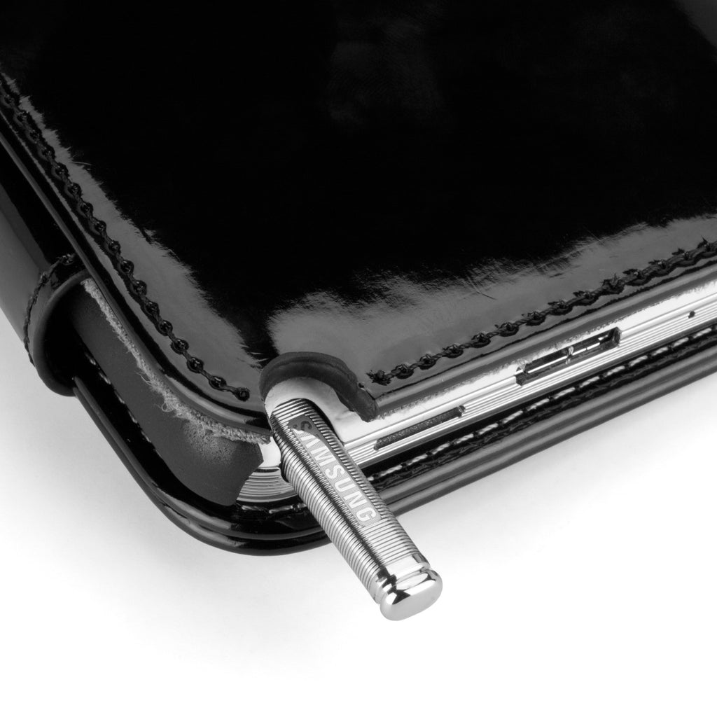 Patent Leather Clutch Case - Samsung Galaxy Note 3 Case