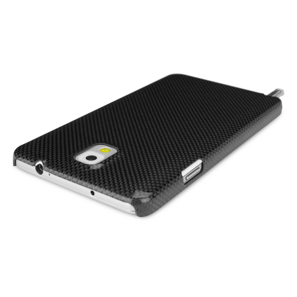 True Carbon Fiber Case - Samsung Galaxy Note 3 Case