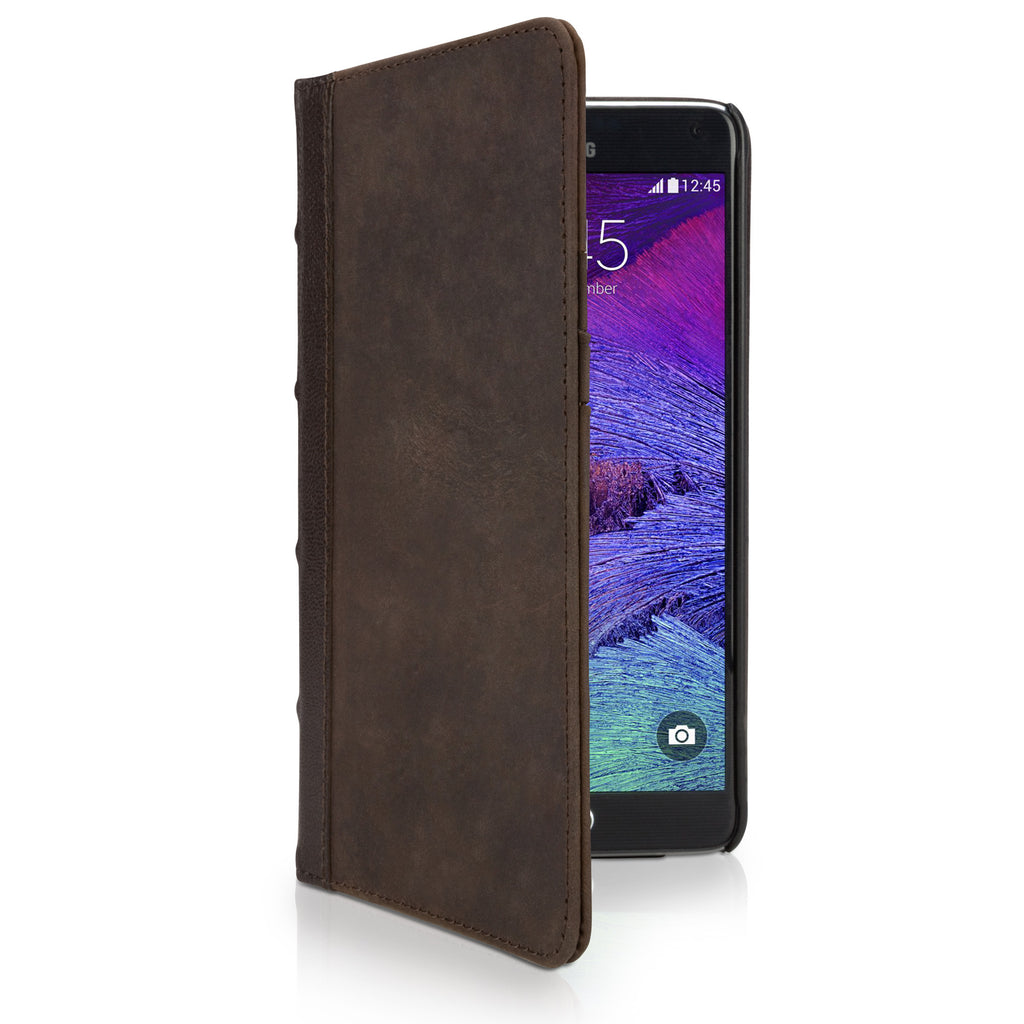 Classic Book Case - Samsung Galaxy Note 4 Case