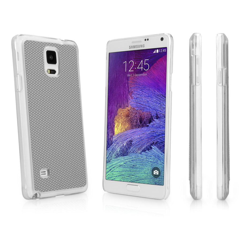 GeckoGrip Galaxy Note 4 Case