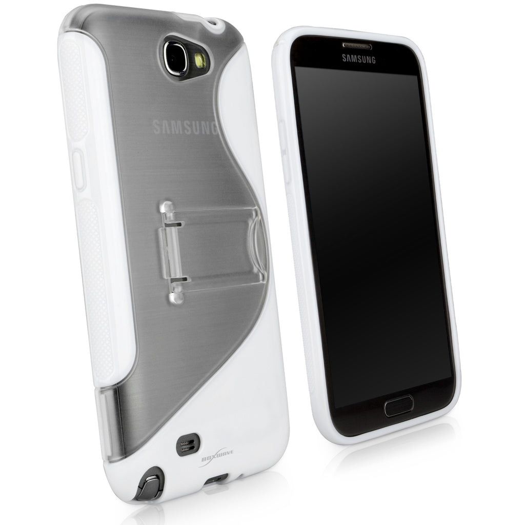 ColorSplash Galaxy Note 2 Case with Stand