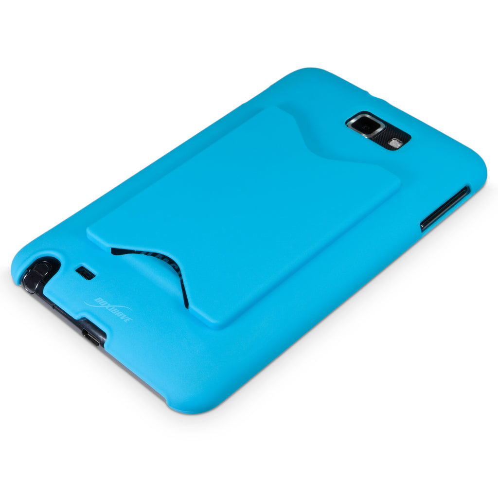 Card Wallet Case - AT&T Samsung Galaxy Note (Samsung SGH-i717) Case