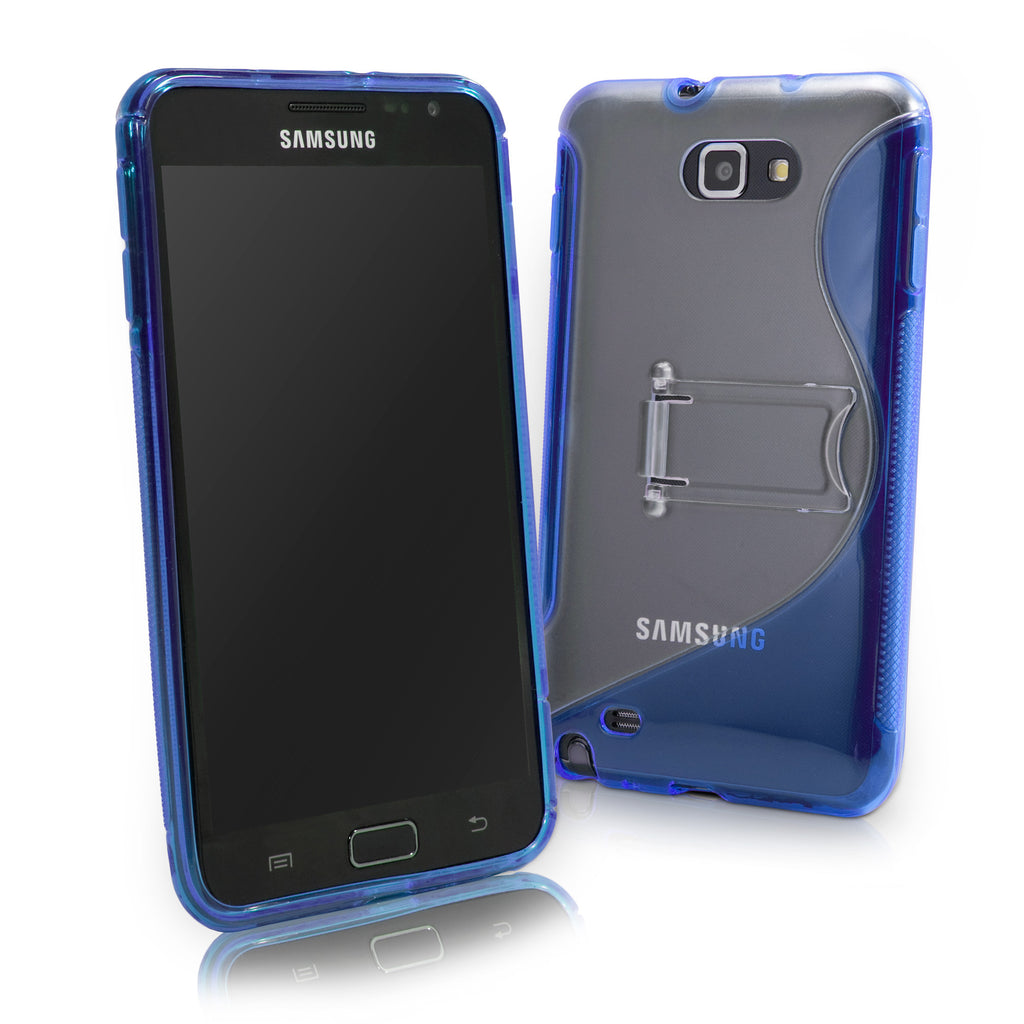 ColorSplash GALAXY Note (N7000) Case with Stand