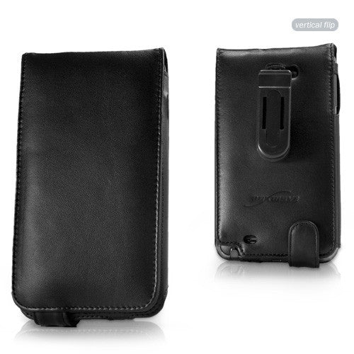Designio Leather Case - AT&T Samsung Galaxy Note (Samsung SGH-i717) Case
