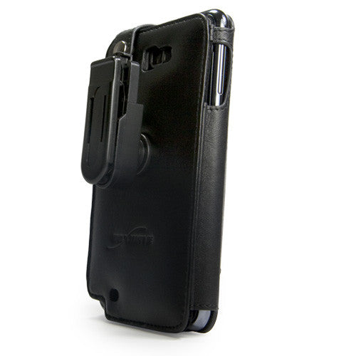 Designio Leather Sleeve - AT&T Samsung Galaxy Note (Samsung SGH-i717) Case