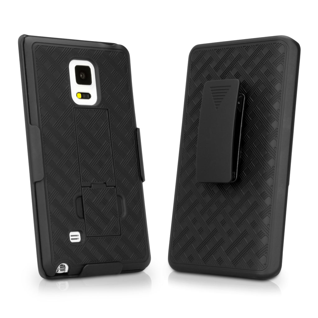Dual+ Holster Galaxy Note Edge Case