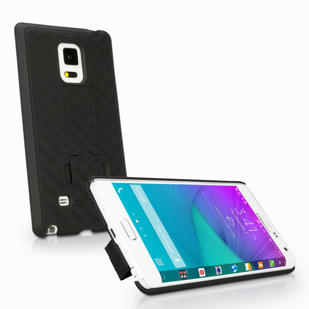 Dual+ Holster Case - Samsung Galaxy Note Edge Holster