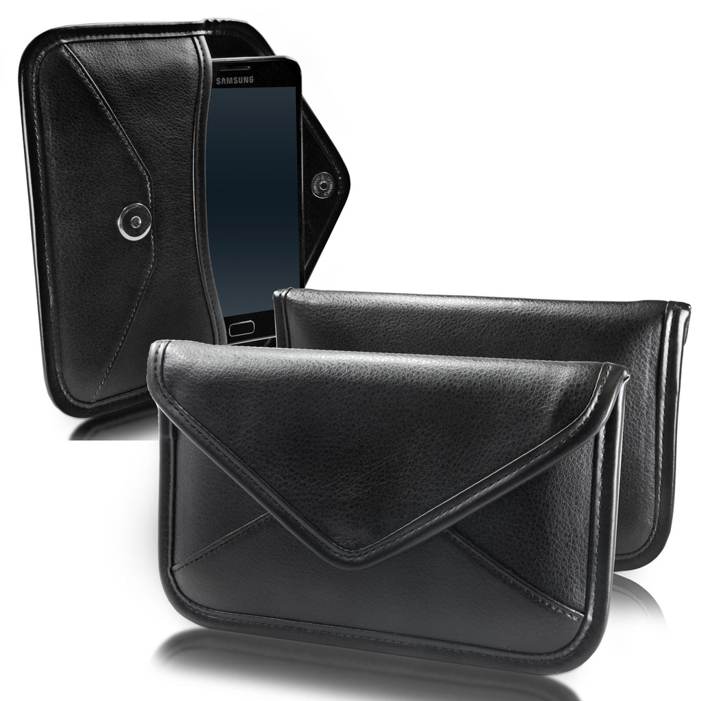 Elite Leather GALAXY Note (N7000) Messenger Pouch