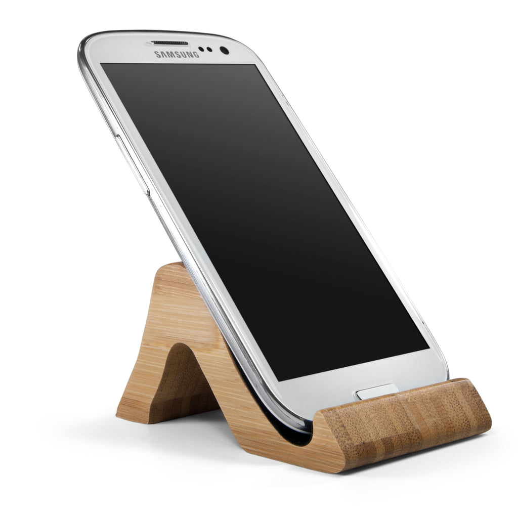 Bamboo Stand - Samsung Galaxy S3 Stand and Mount