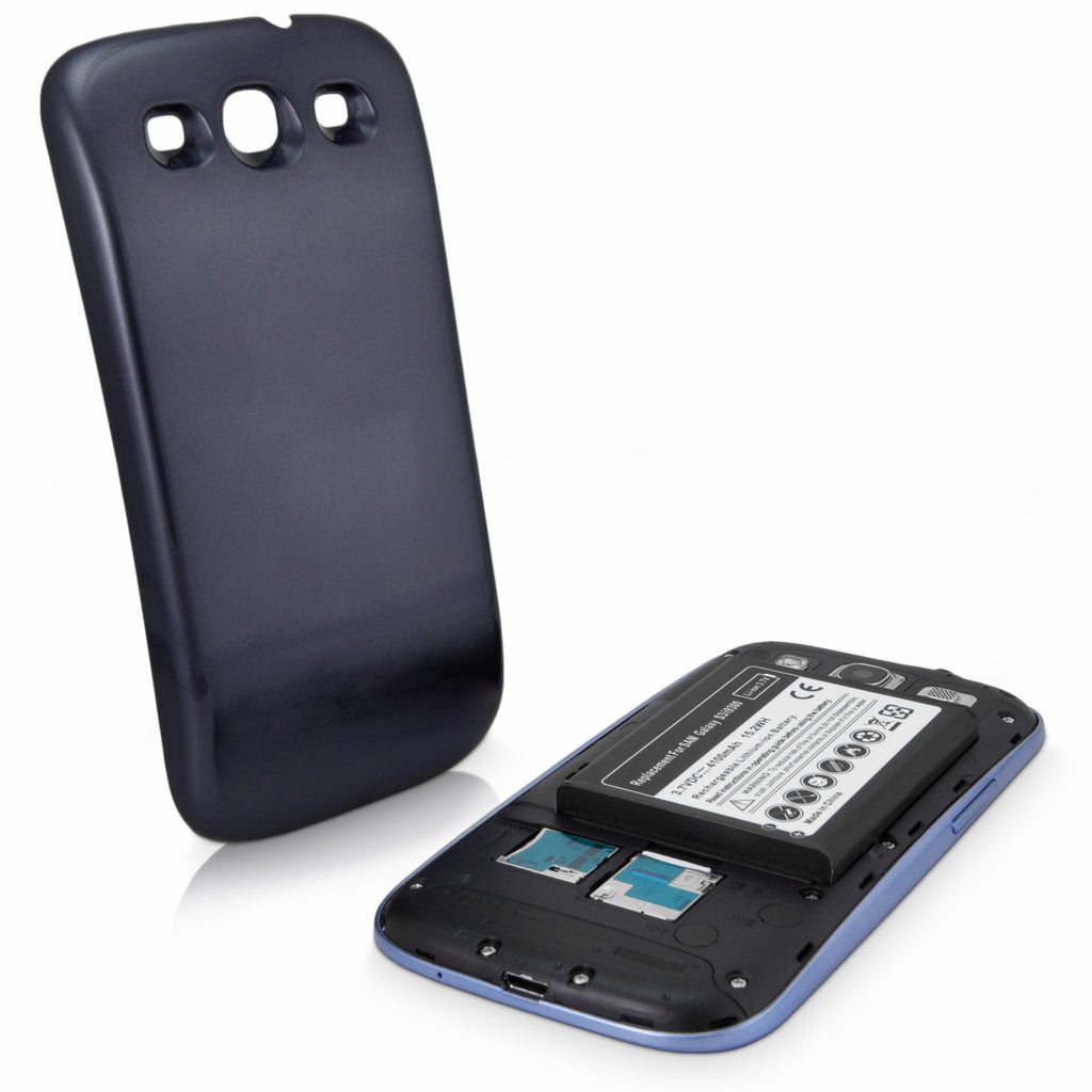 ElectraSpan Extended Battery - Samsung Galaxy S3 Battery