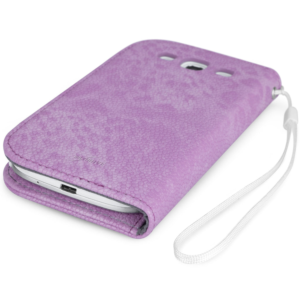 Leather Clutch Case - Samsung Galaxy S3 Case