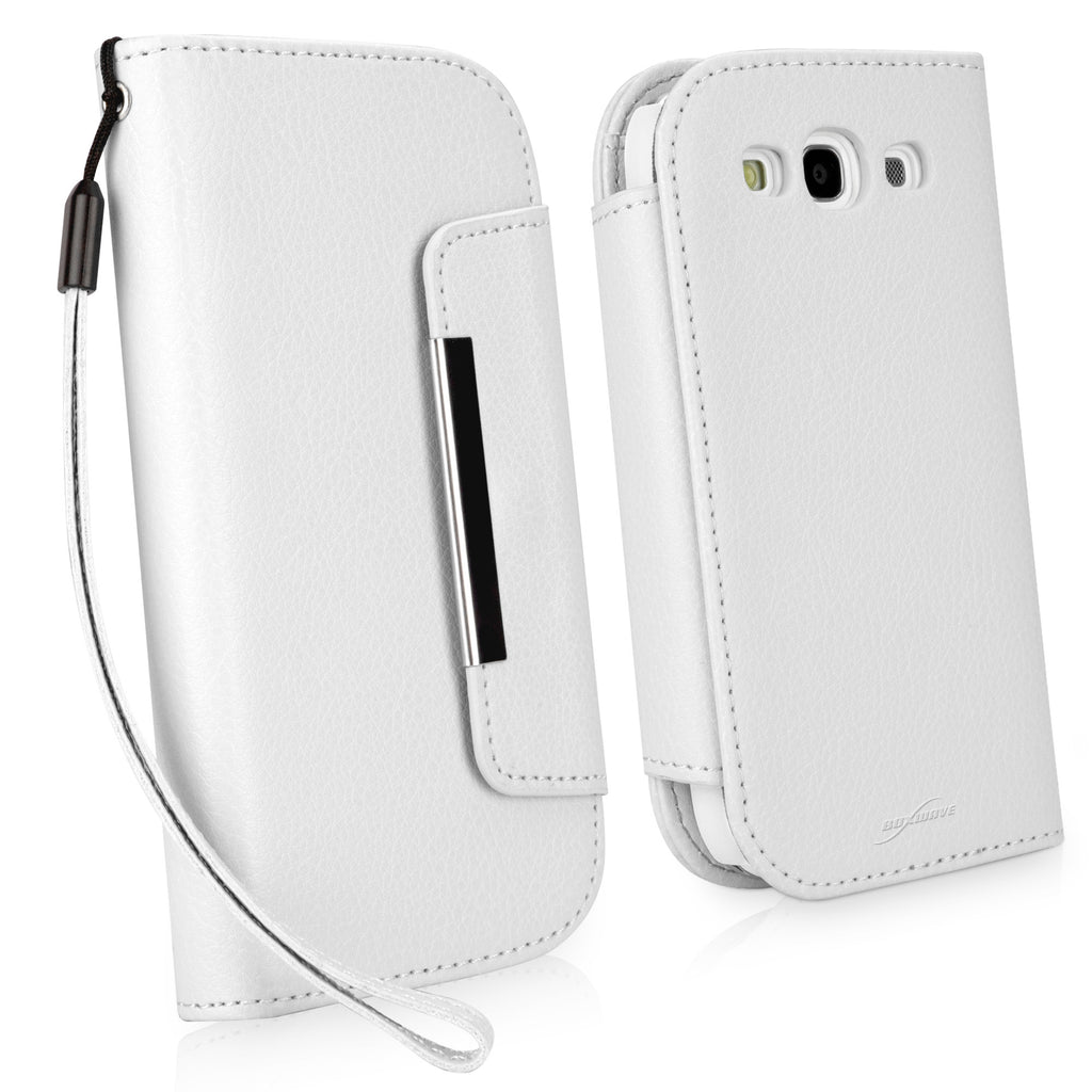Leather Clutch Galaxy S3 Case