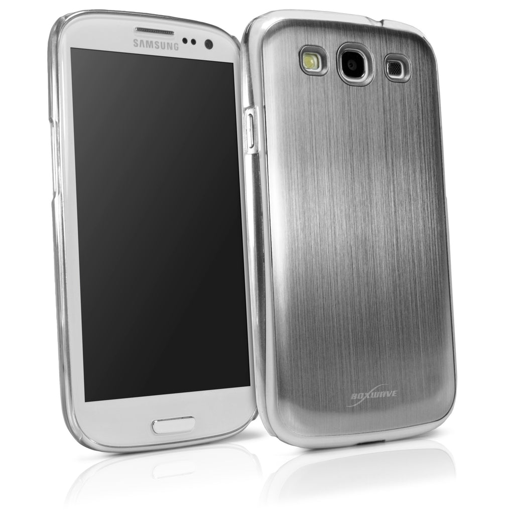 Minimus Brushed Aluminum Galaxy S3 Case