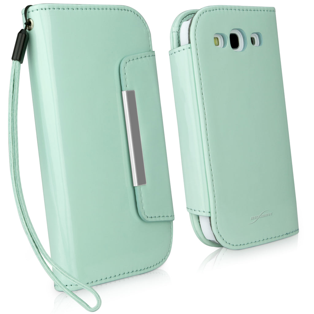 Patent Leather Clutch Galaxy S3 Case