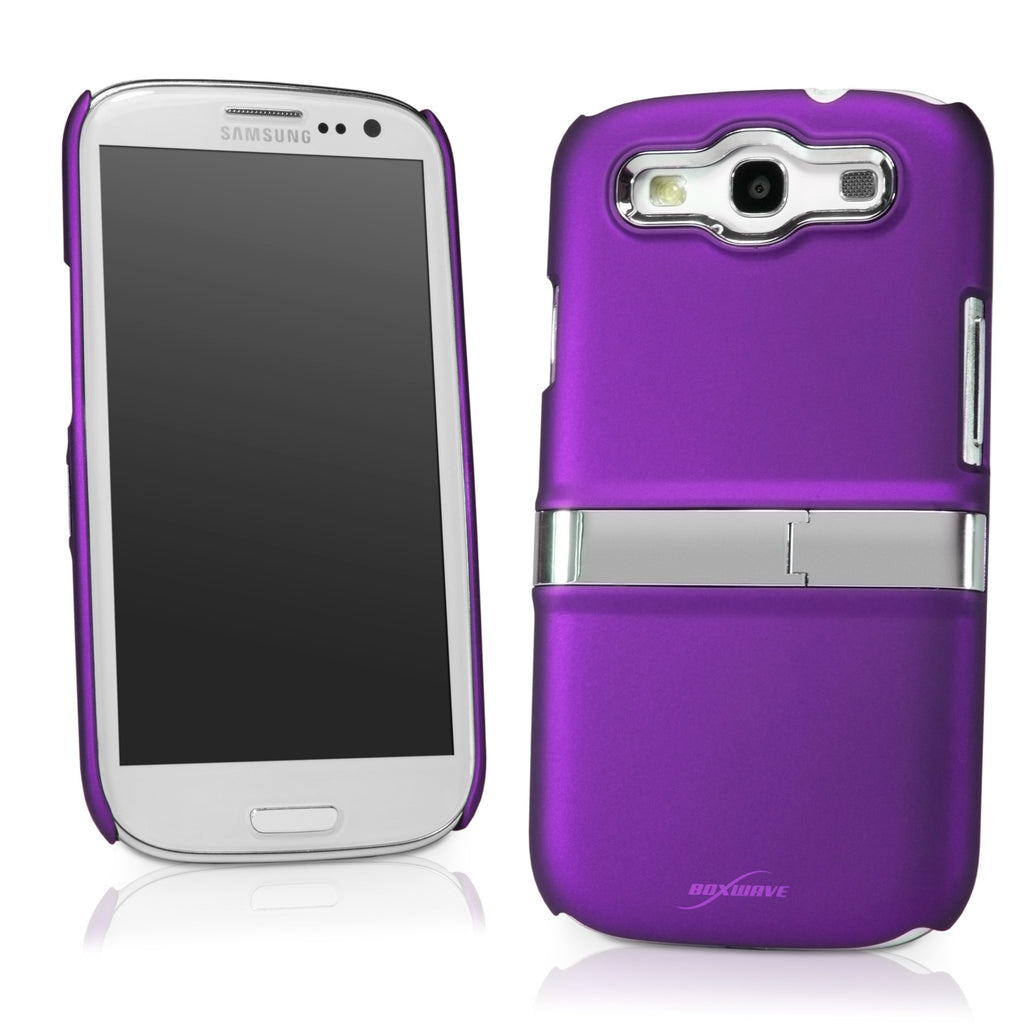 Galaxy S3 Shell Case with Stand