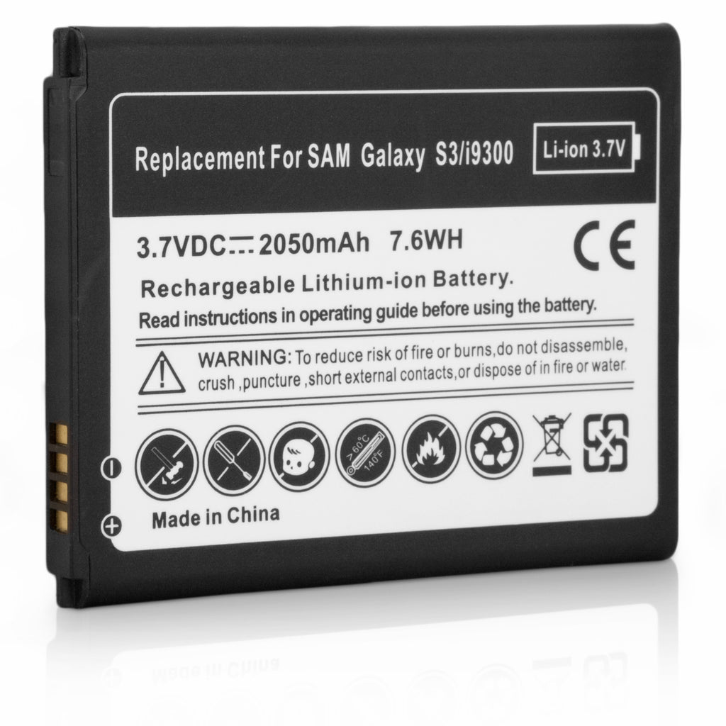 Standard Capacity Battery - Samsung Galaxy S3 Battery