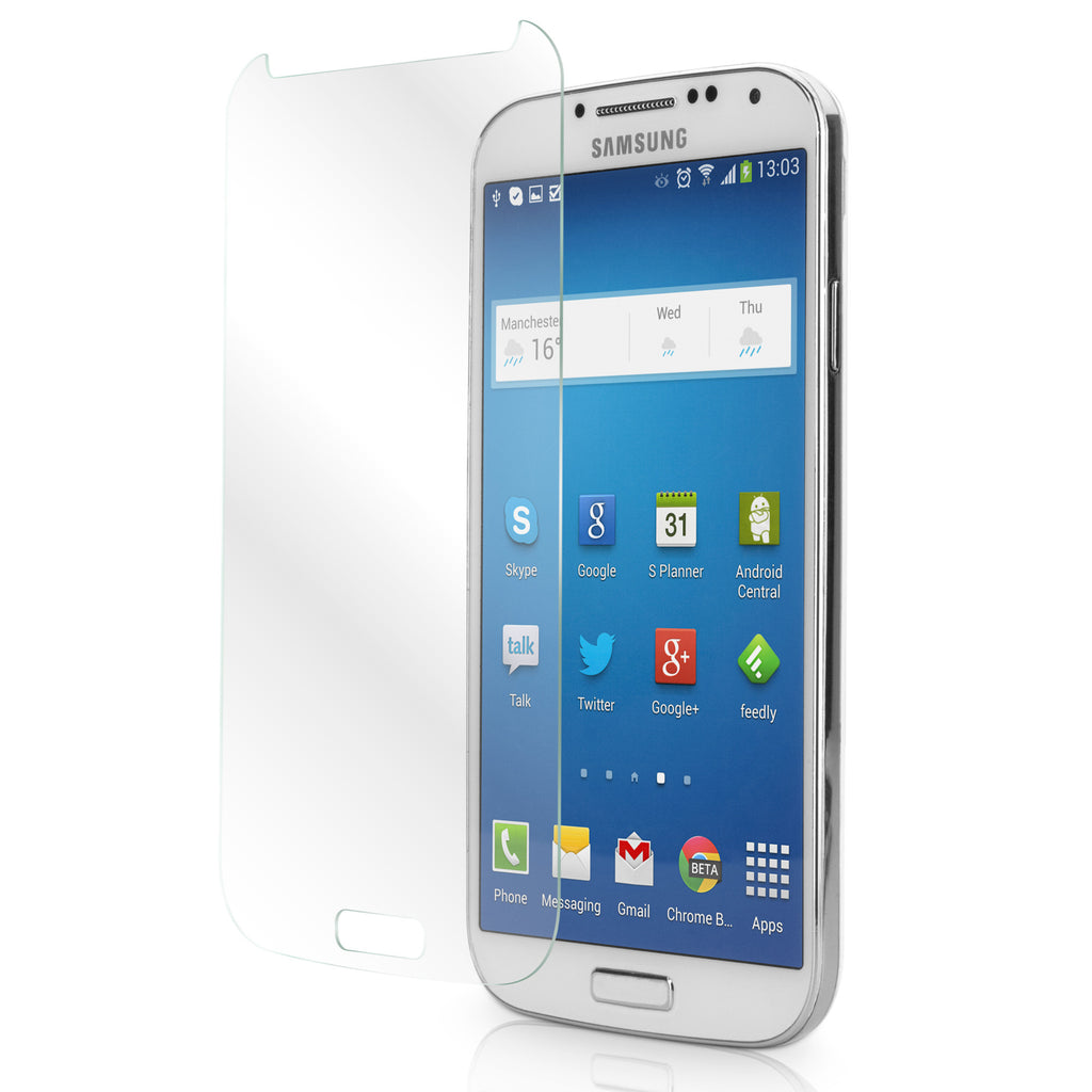 ClearTouch Glass - Samsung Galaxy S4 Screen Protector