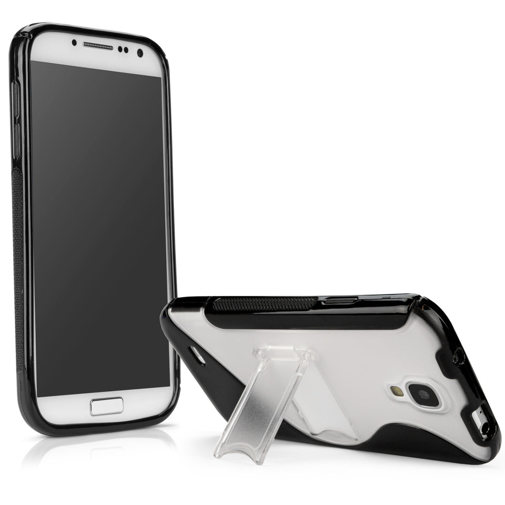ColorSplash Galaxy S4 Case with Stand