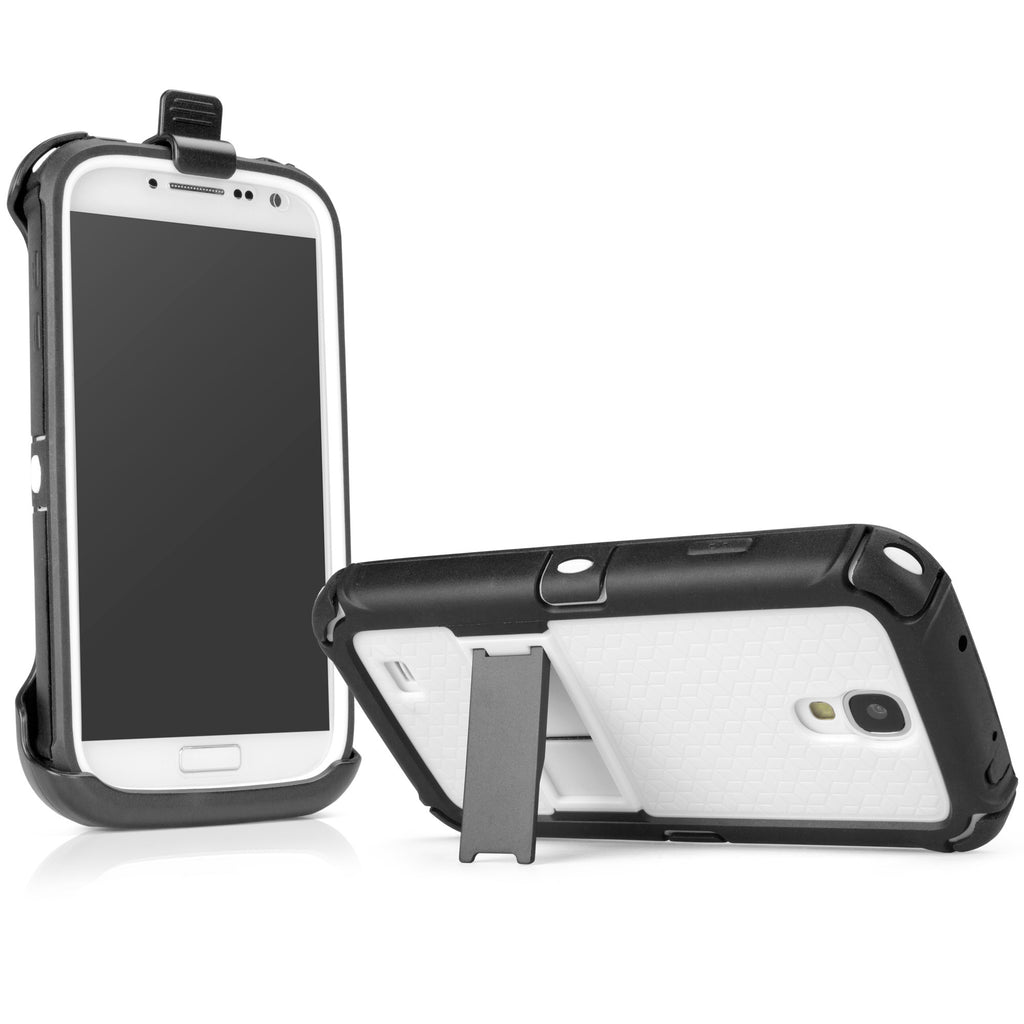 Dual+ Max Holster Galaxy S4 Case