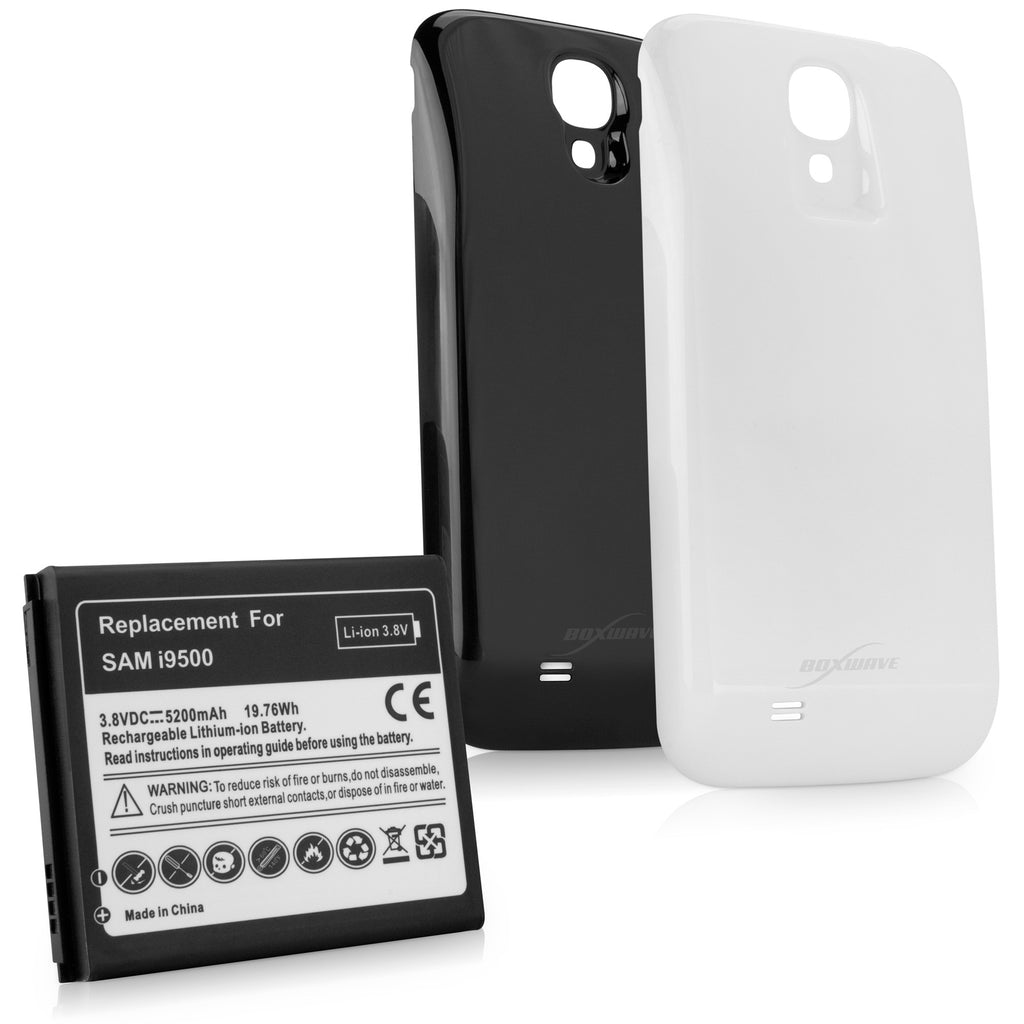 ElectraSpan Extended Battery - Samsung Galaxy S4 Battery