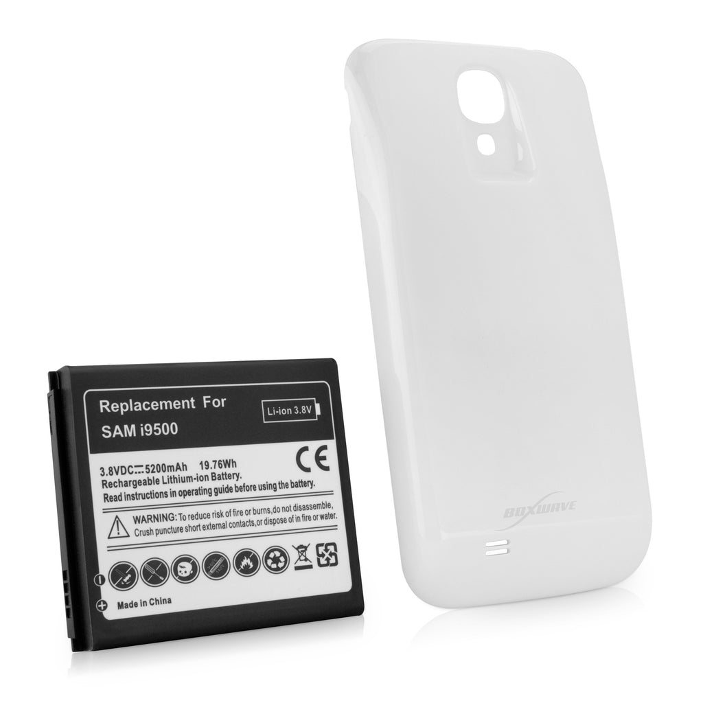 ElectraSpan Galaxy S4 Extended Battery