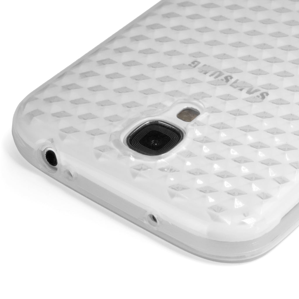 Honeycomb Crystal Slip - Samsung Galaxy S4 Case