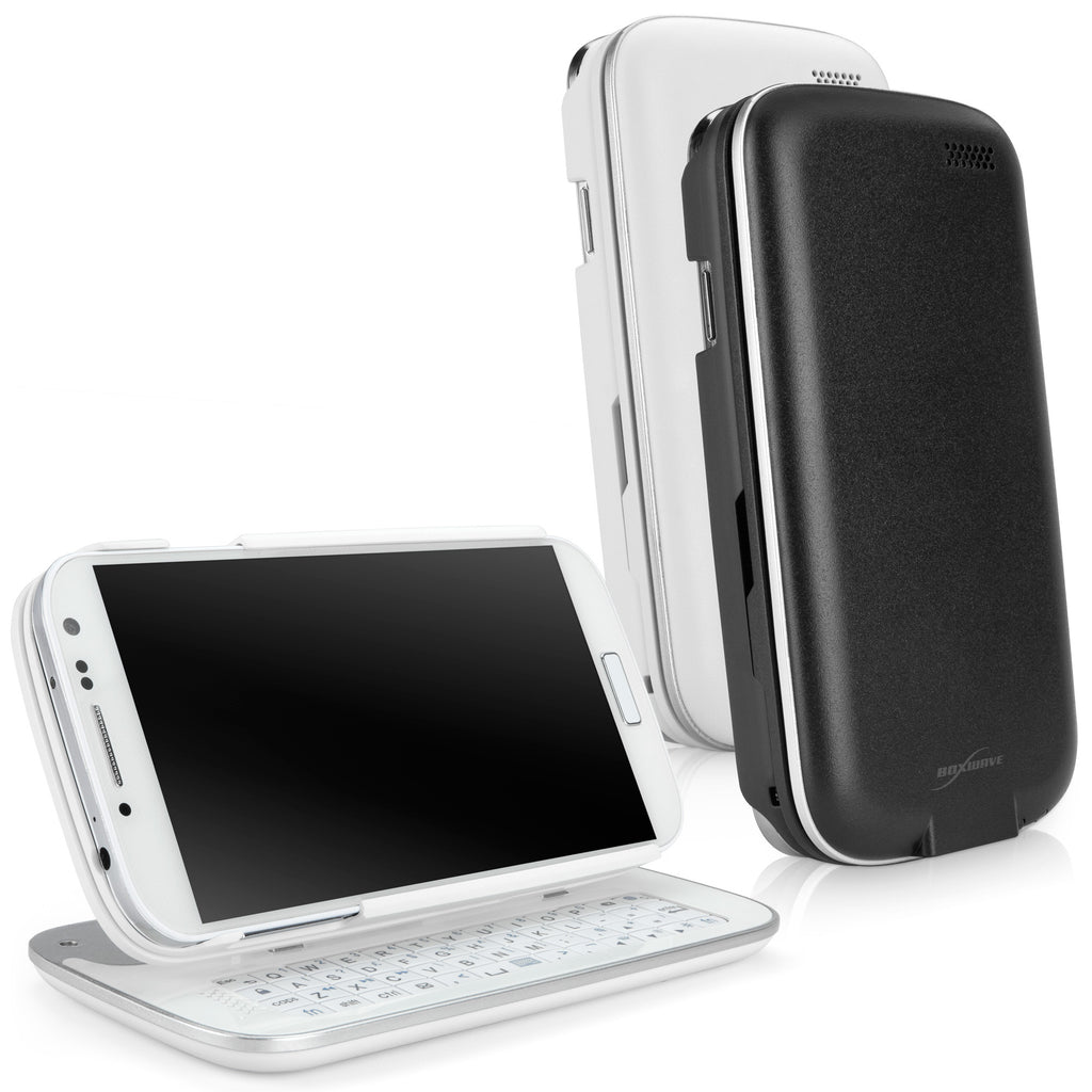 Keyboard Buddy Case - Samsung Galaxy S4 Case