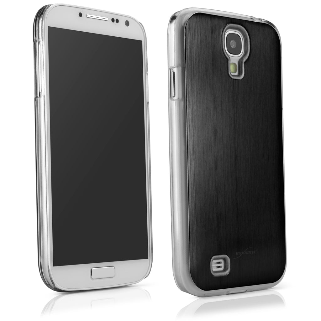 Minimus Brushed Aluminum Galaxy S4 Case