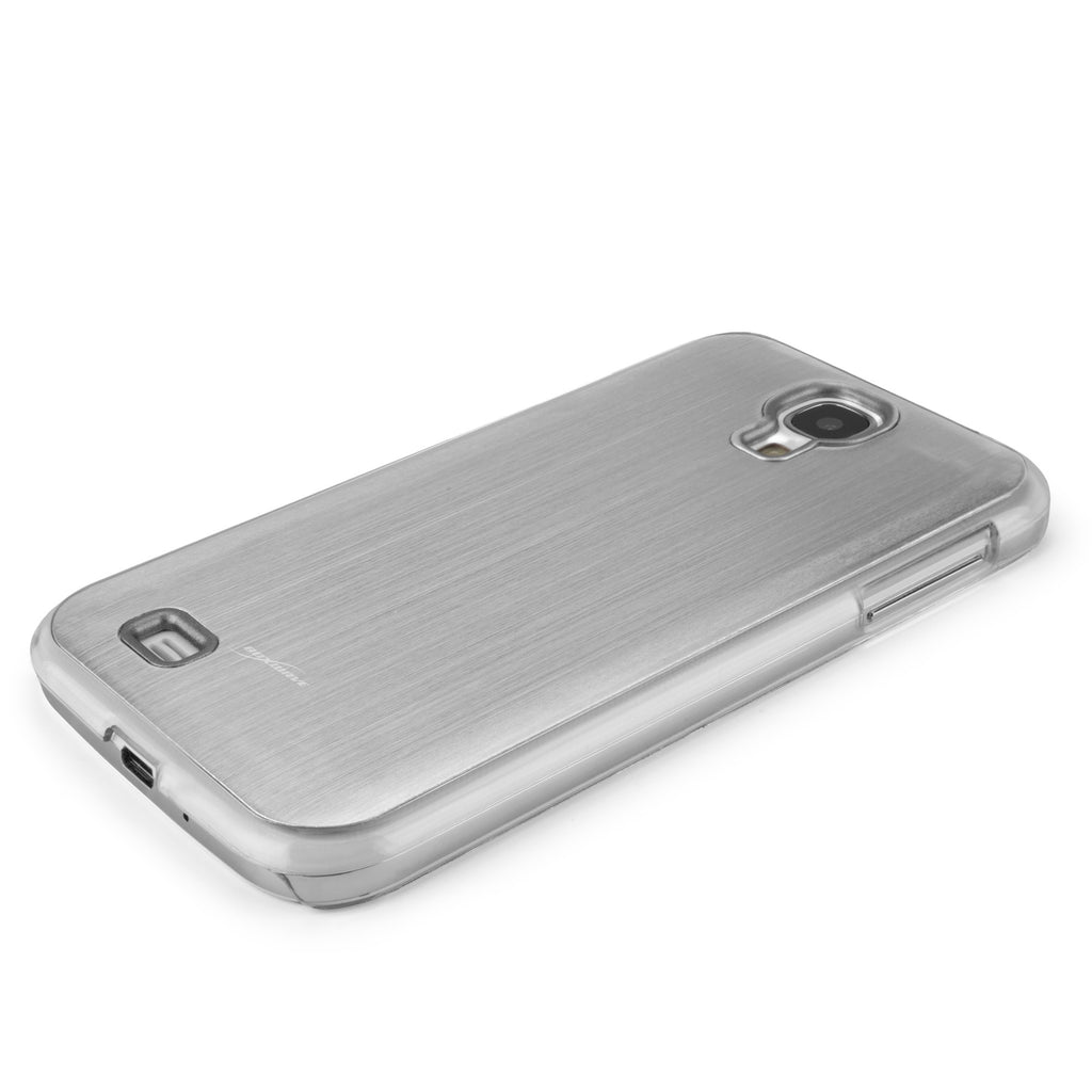 Minimus Brushed Aluminum Case - Samsung Galaxy S4 Case