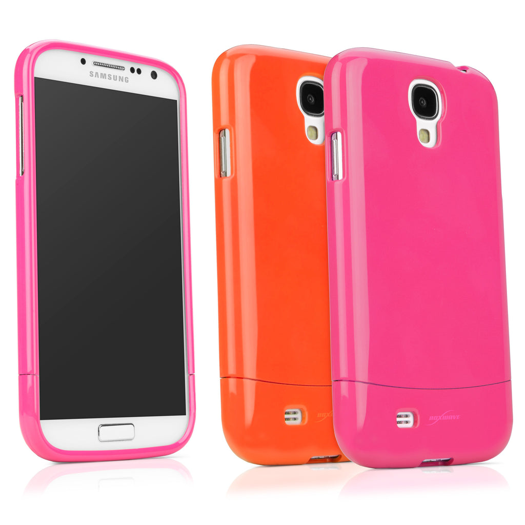Neon Slider Case - Samsung Galaxy S4 Case