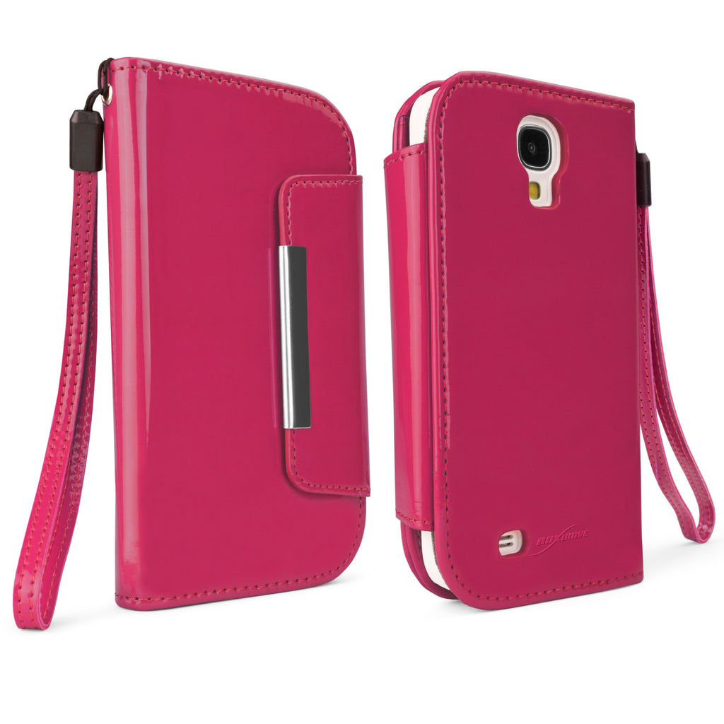Patent Leather Clutch Galaxy S4 Case