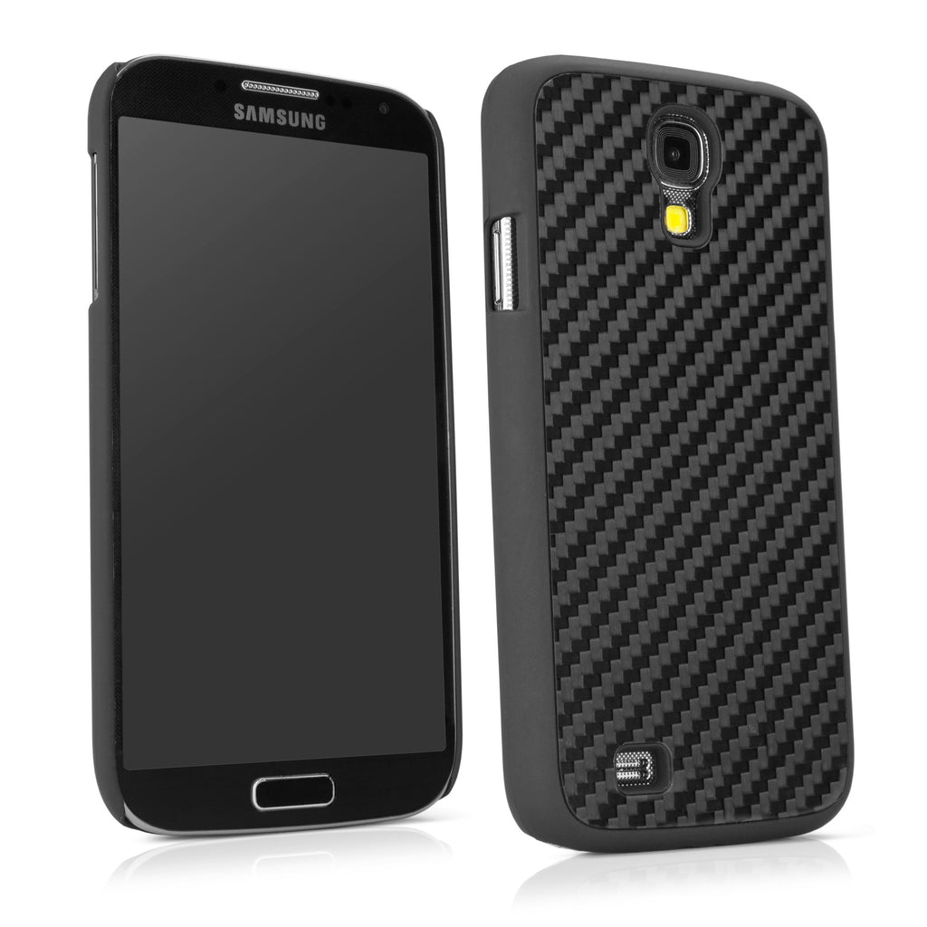 True Carbon Fiber Minimus Galaxy S4 Case